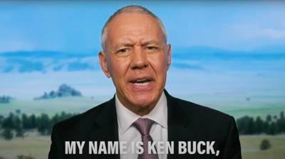 Ken Buck video