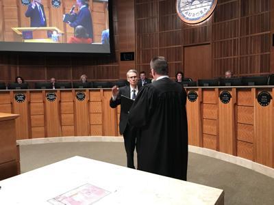 WATCH: Aurora's new mayor on Amazon, red-light cameras, and Steve Hogan's legacy