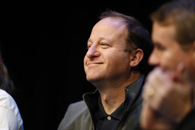 COVER STORY Jared Polis