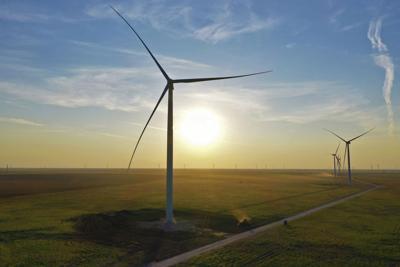 Wind Farm-New Mexico