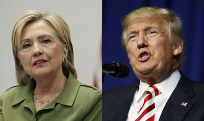 Trump, Clinton donate campaign cash to 6th District rivals Coffman and Crow