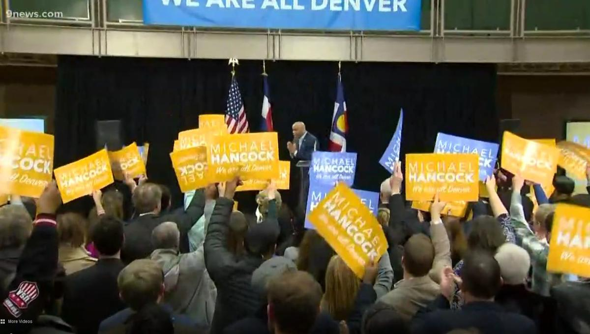 Hancock campaign kickoff
