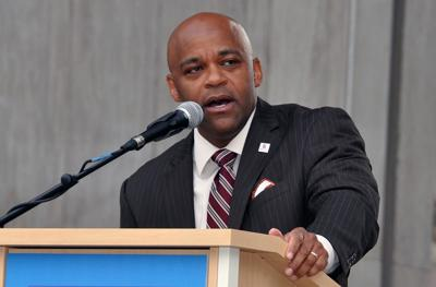 Denver Mayor Michael Hancock