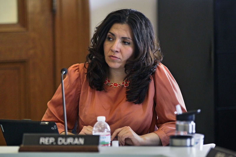 Duran, other members picked for Legislature's workplace harassment panel