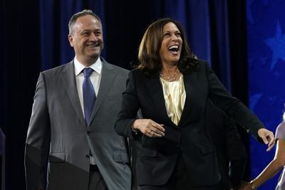 Election 2020 Emhoff Harris DNC