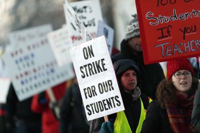 Denver Teachers Strike 02-11-19