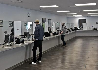 DMV precautions