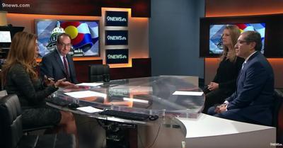 9News Republican Kelly Maher and Democrat James Mejia