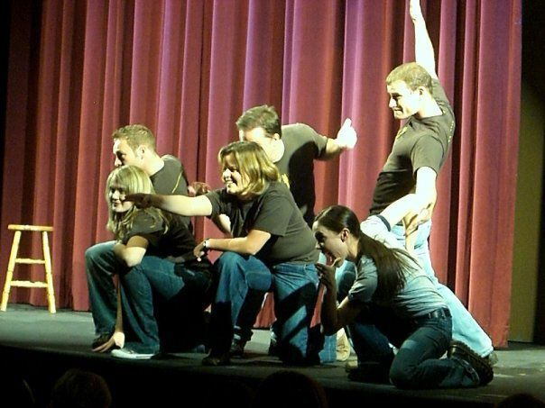 Laugh it up with improv troupe Stick Horses in Pants