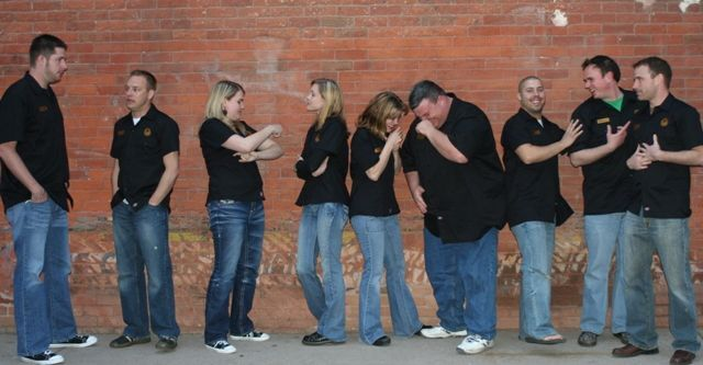 Improv comedy troupe Stick Horses in Pants won't dirty up the waters