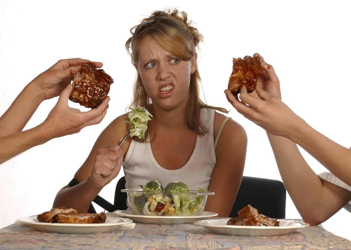 vegetarian teens