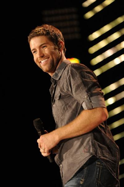 Country singer Josh Turner