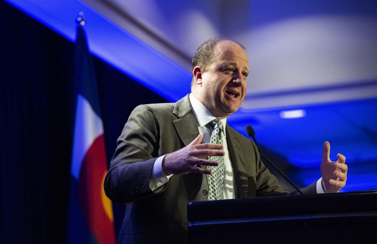 Jared Polis at State of the State