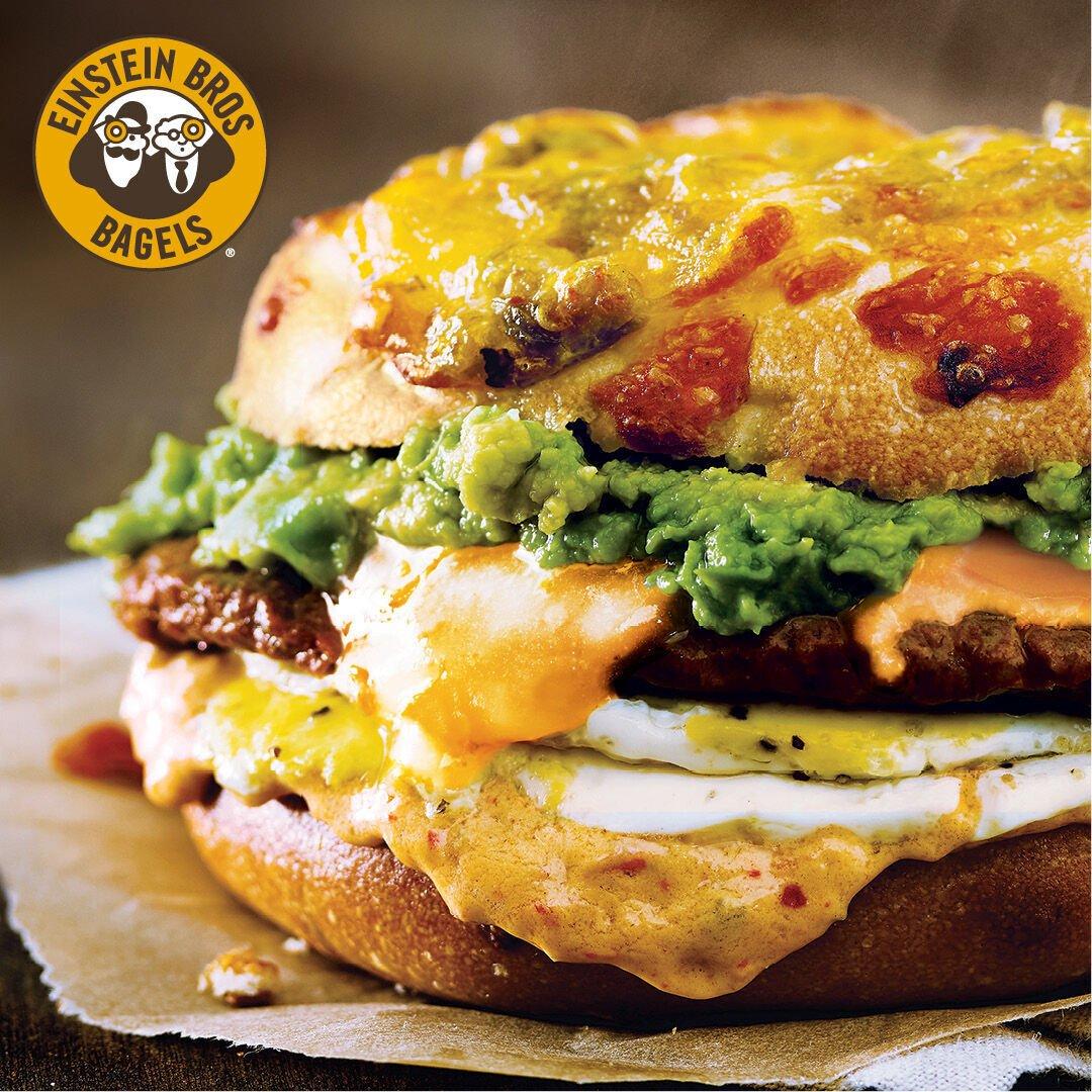 Colorado Springs celebrates breakfast egg bagels