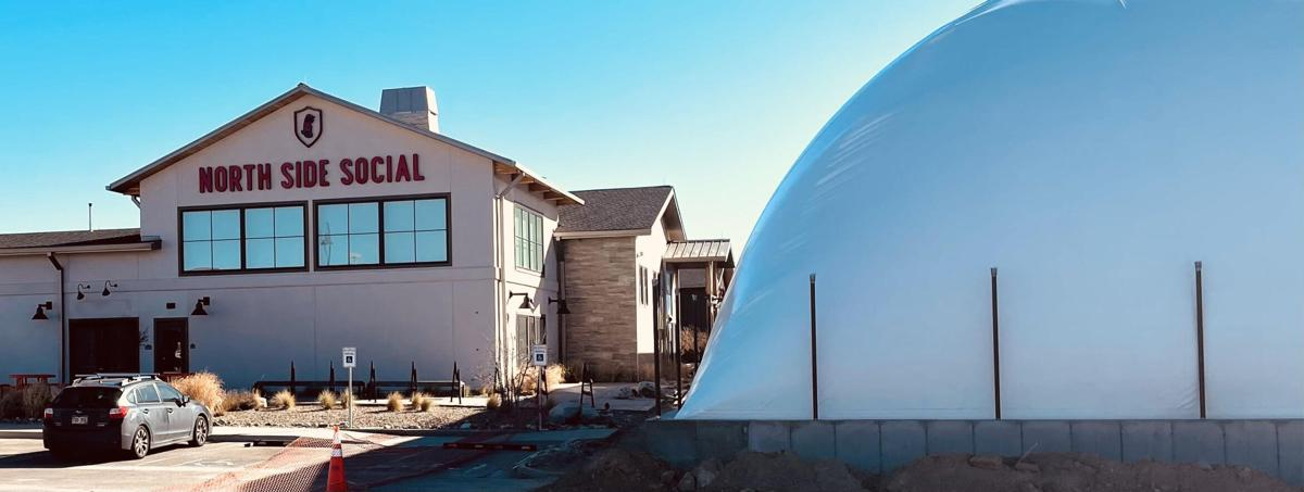 Colorado Springs restaurant owner opens pickleball dome