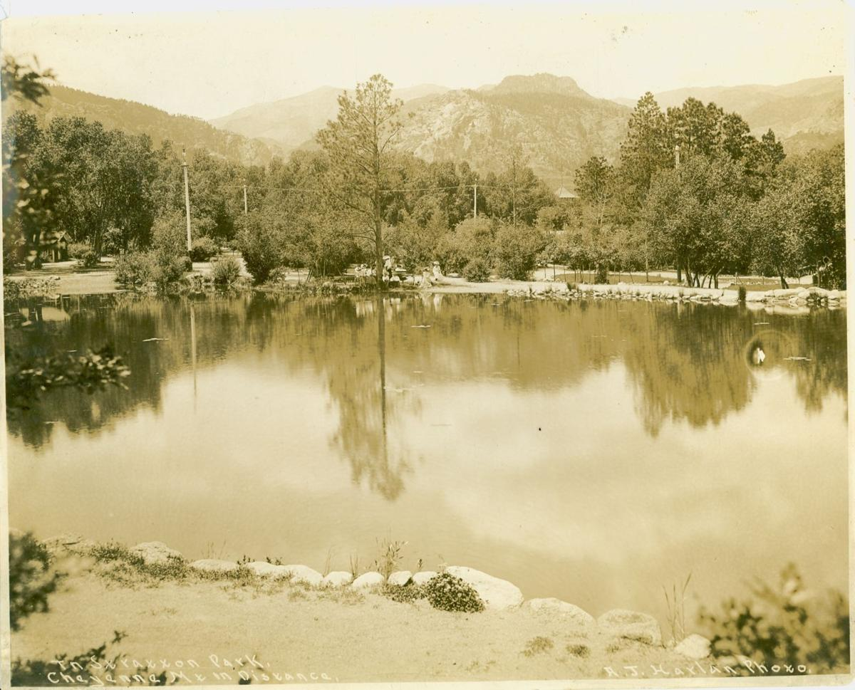 Lost And Found Photos Of Colorado Springs Taken Around 1900 Surface