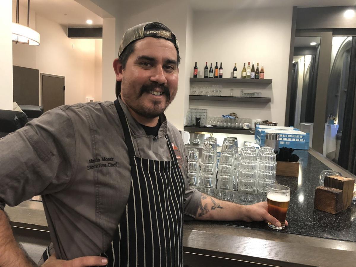 Colorado Springs brewery offers beer dinner