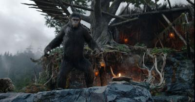 MOVIE REVIEW: 'Dawn of the Planet of the Apes' stands above other summer action fare
