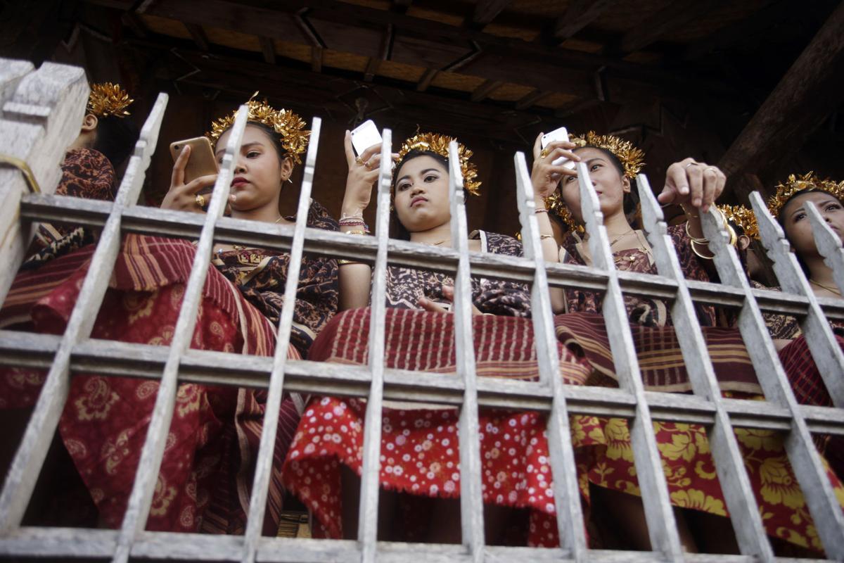 Indonesia Hindu Rituals