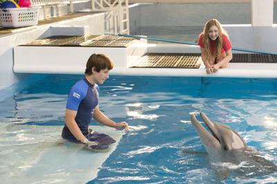 MOVIE REVIEWS: 'Dolphin Tale' sequel holds interest for younger viewers