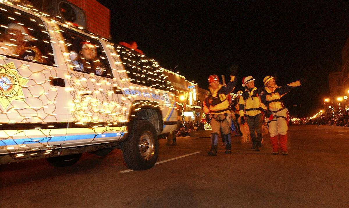 Festival of Lights Parade