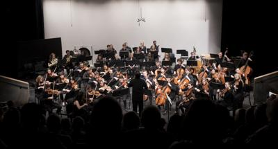 Review: Colorado College Summer Music Festival orchestra concert touches all the bases