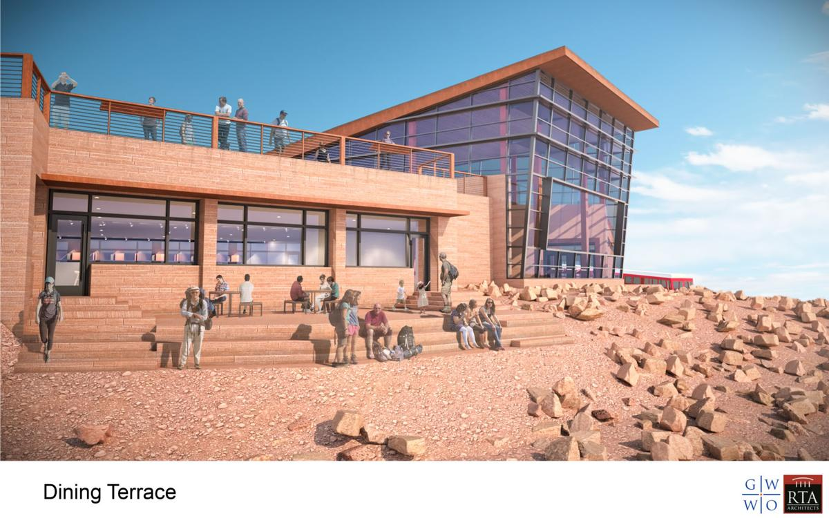 Pikes Peak celebration to kick off two-year odyssey to build new-age Summit House