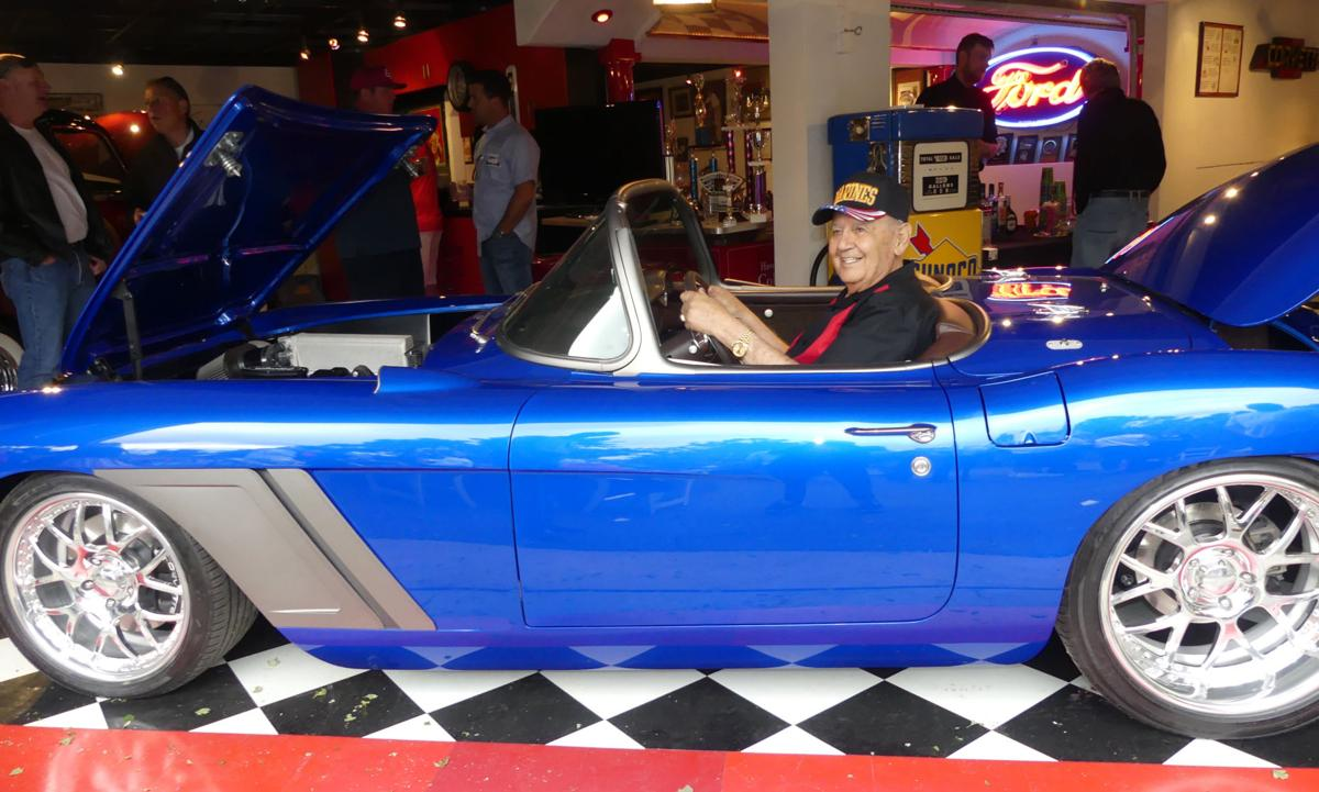 AROUND TOWN: Jay Cimino's Classic Thunderbirds, Cobras And