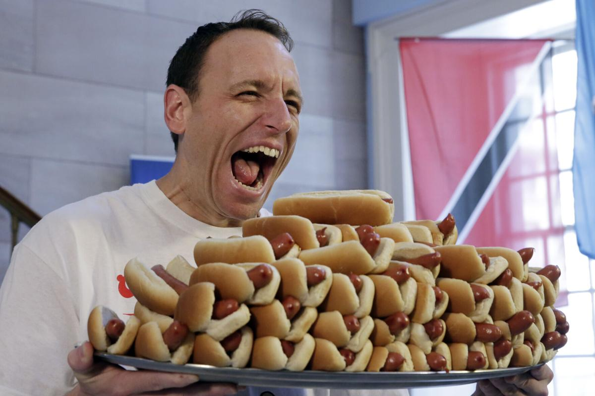 Nathans Hot Dog Eating Contest (copy)