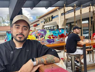 Colorado Springs chef expands his restaurant seating area on patio