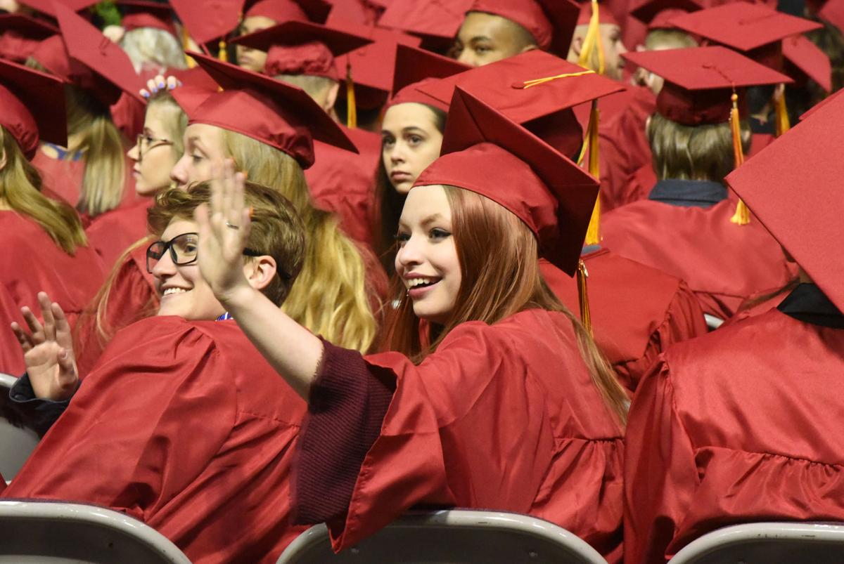PHOTOS: Coronado High School Graduation