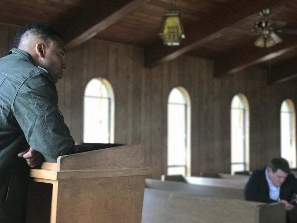 Monument native shoots faith-based indie film in Pikes Peak Region, L.A. (copy)
