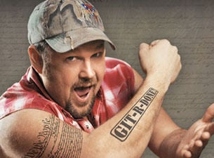 MEDIA BUZZ: Larry the Cable Guy 'Gits-R-Done' in Colorado Springs