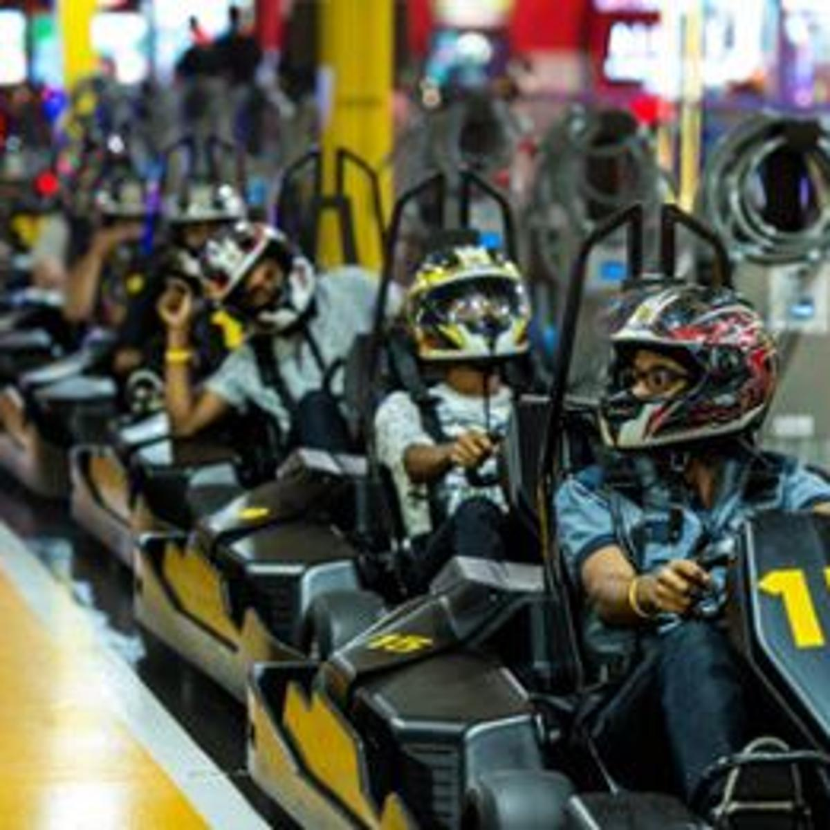 Go Karts Colorado Springs >> Built For Speed Indoor Electric Go Kart Facility Coming To