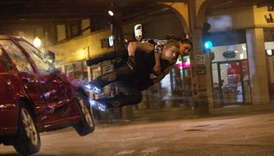 'Jupiter' is the nadir of the Wachowski's big budget career