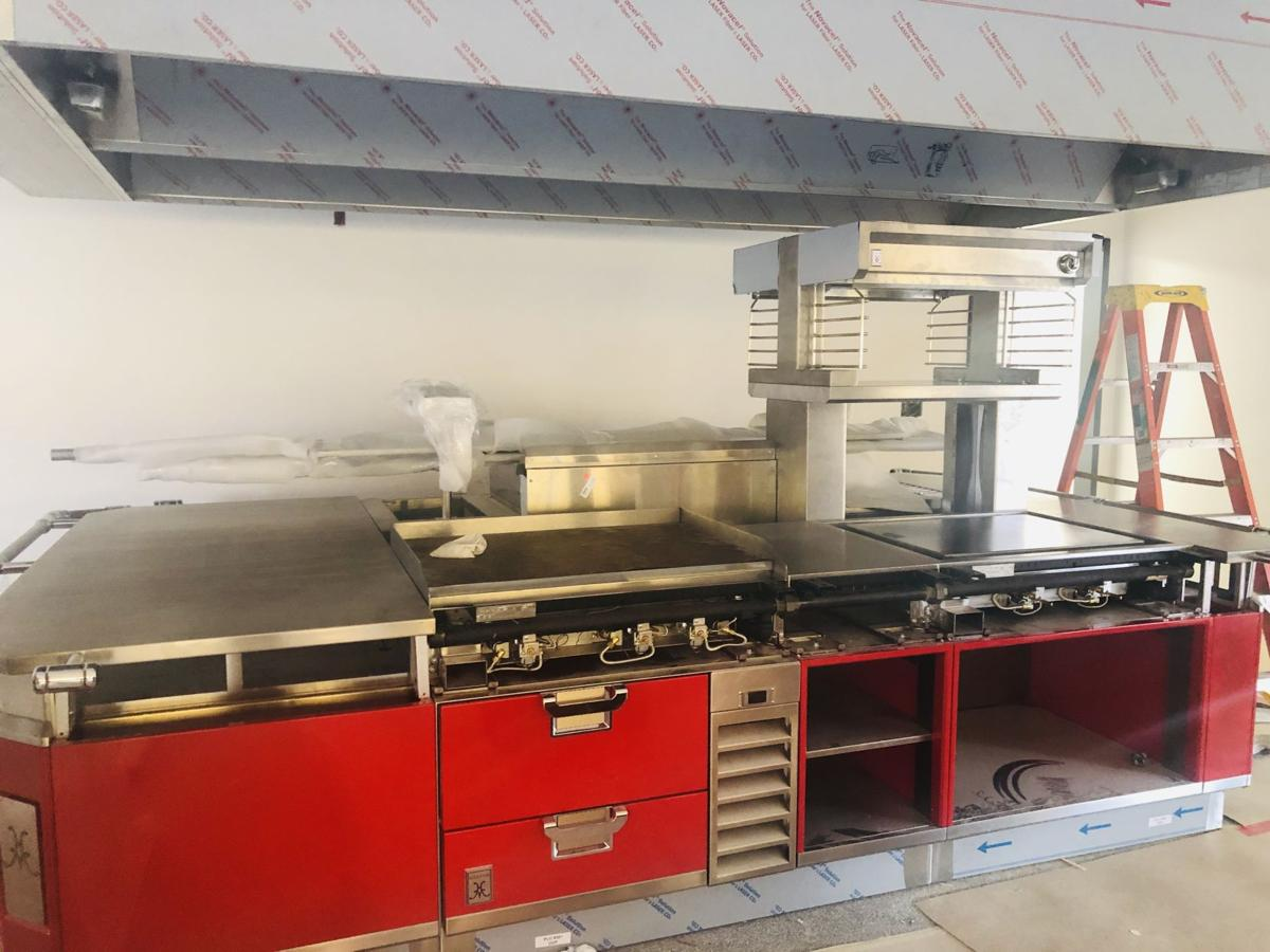 Old Depot Hestan Kitchen