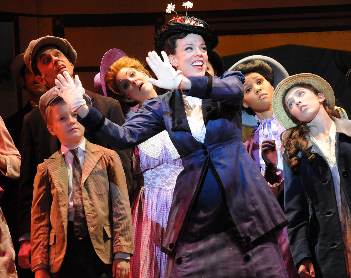 FAC Theater Mary Poppins