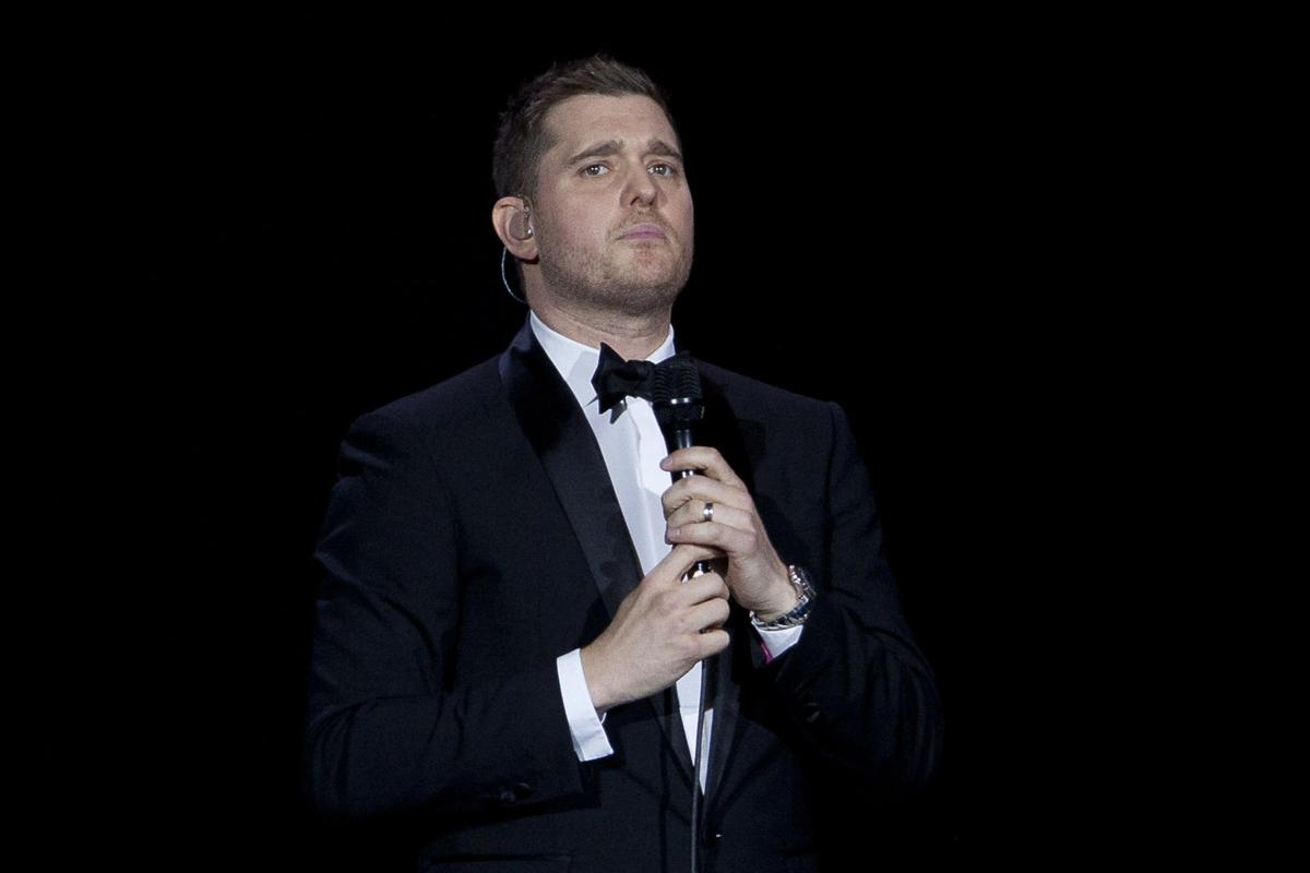 People Michael Buble Son Cancer