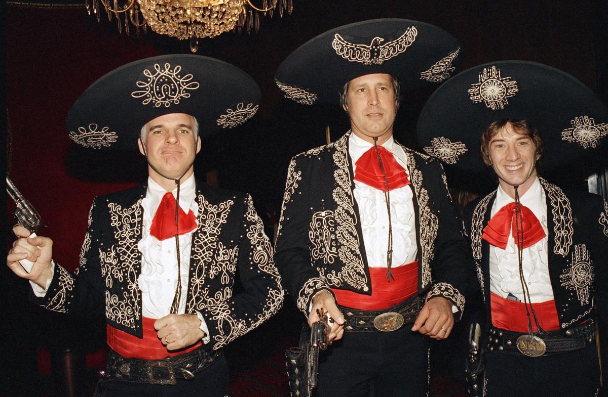 Watchf Associated Press Domestic News  New York United States APHS57203 THE THREE AMIGOS