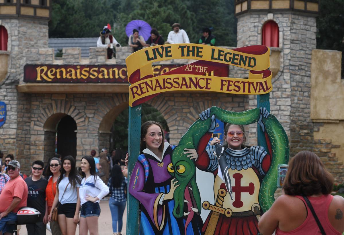 Colorado Renaissance Fest draws thousands to Larkspur for medieval amusement