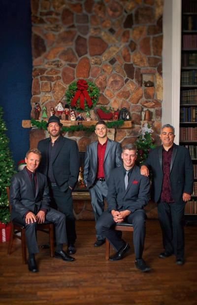 A cappella Face Vocal Band to make its own rhythm at Colorado Springs show