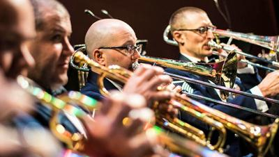U.S. Air Force Academy Band (copy)