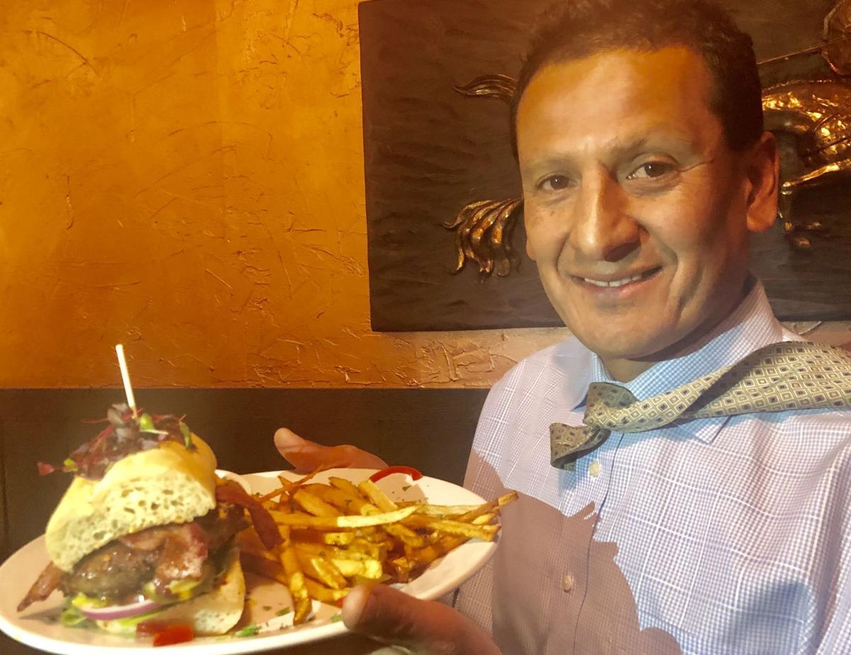 Colorado Springs restaurant owner introduces a $90 burger