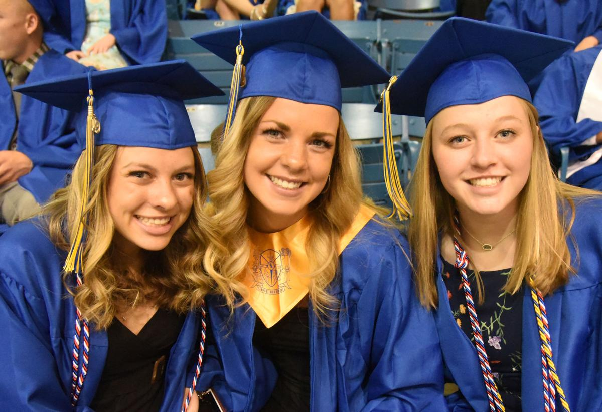 PHOTOS: Rampart High School Graduation