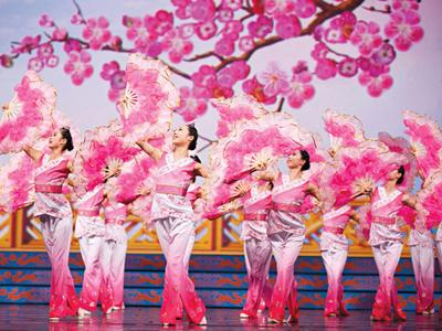 Shen Yun showcases authentic Chinese culture at Pikes Peak Center