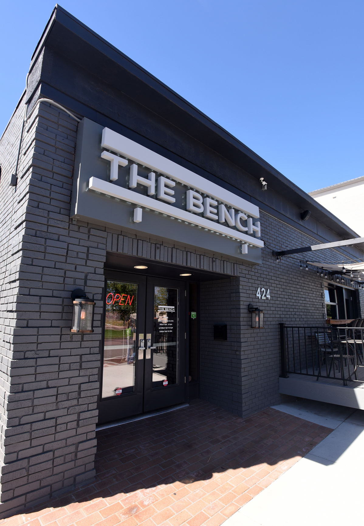 The Bench Restaurant