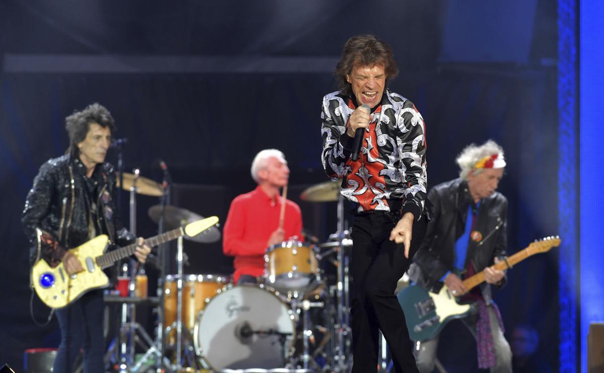Britain Rolling Stones Concert