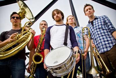 Heavyweights Brass Band
