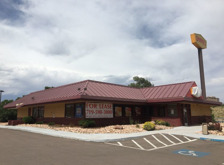 New restaurants poised to replace former Denny's locations in Colorado Springs