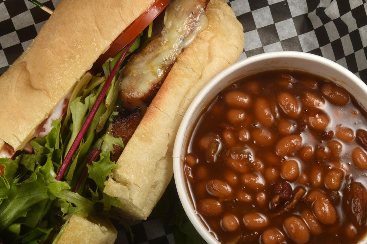 Grinder Sandwich Co.